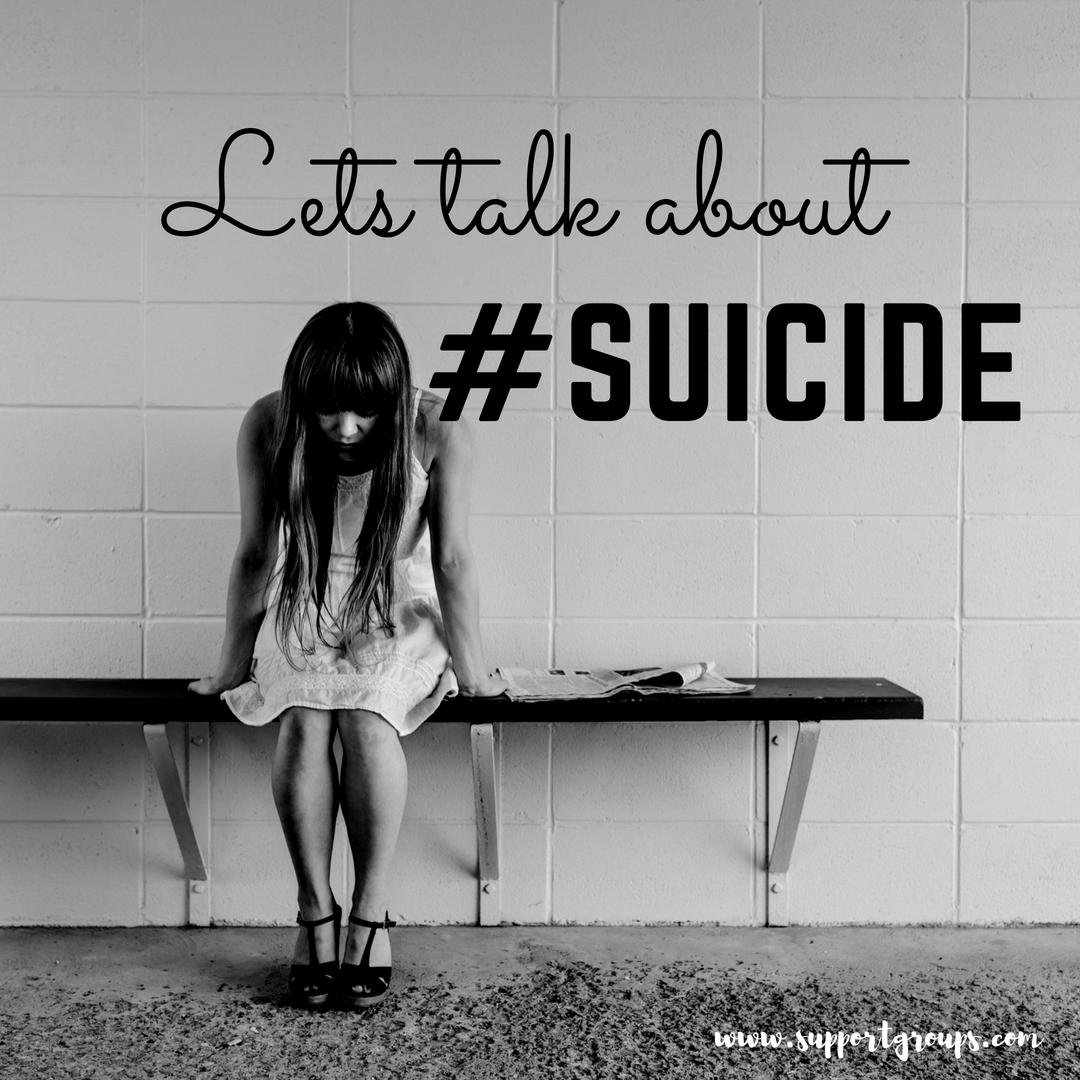 Let's Talk about #suicide