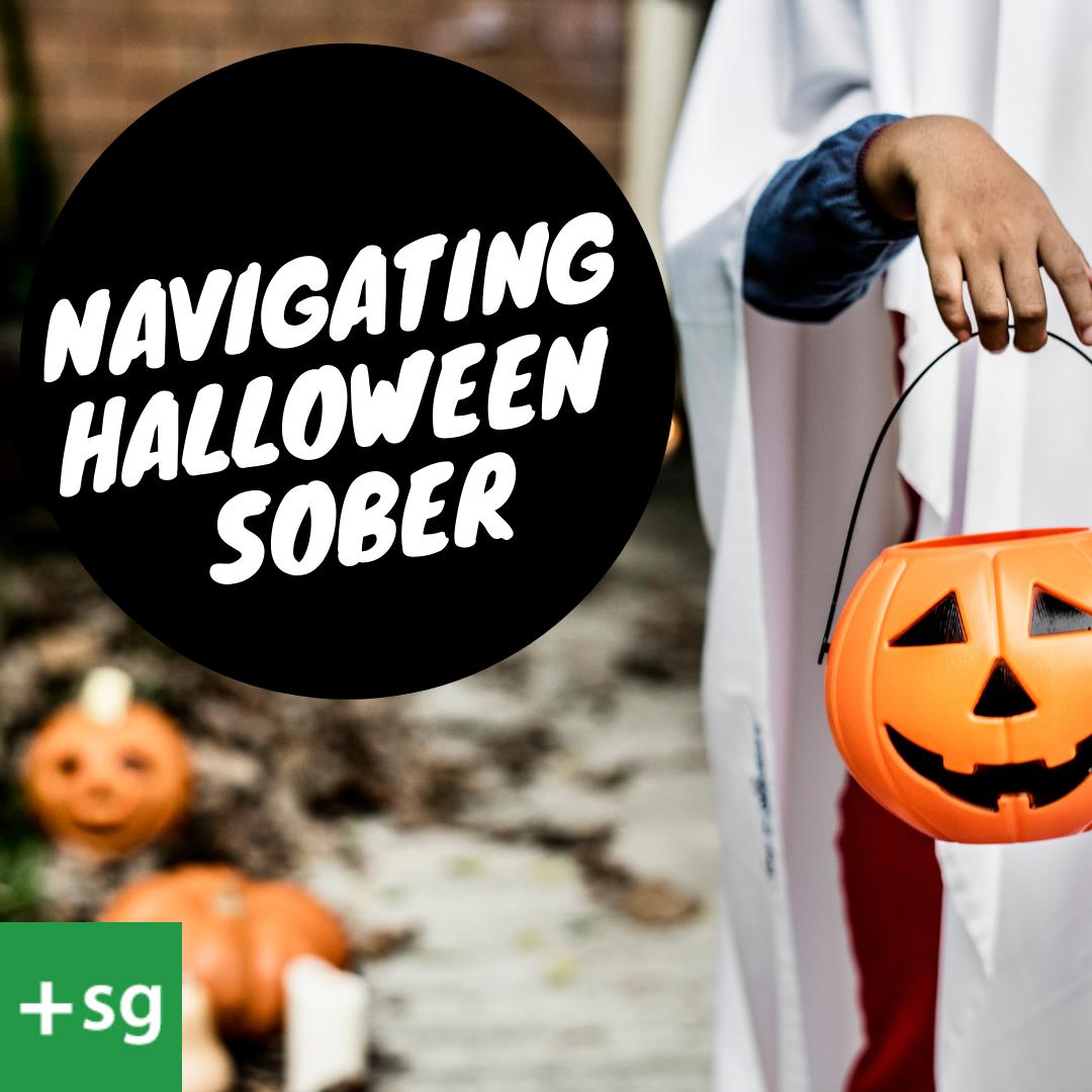 Navigating Halloween Sober