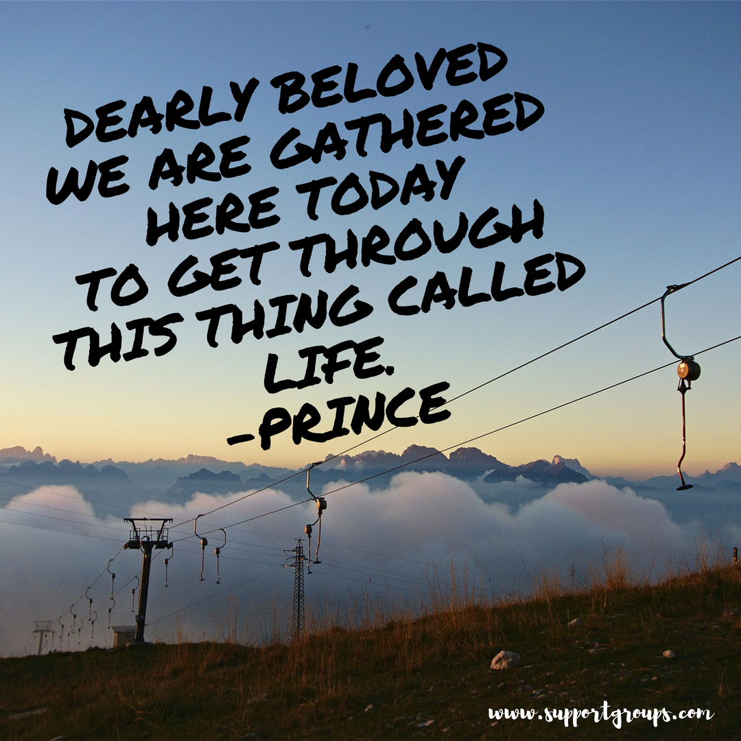 Dearly Beloved, Prince