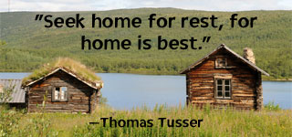 Cottages Home Tusser