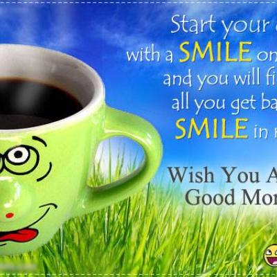 Good Morning My Friends Im Struggling A Bit With The Smil