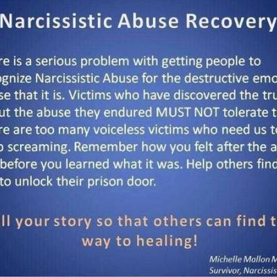 Narcissist | Support Groups