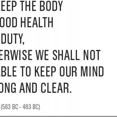 how to keep our body healthy Ways to keep your body healthy life is short, but a healthy body can make it longer, more active, productive and fulfilling more important, you can live your full life, when you are fit and healthy.